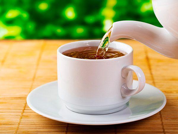 Chá para quem sofre de asma