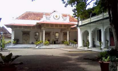 Inilah Barometer Kebudayaan Jawa - Keraton Yogyakarta