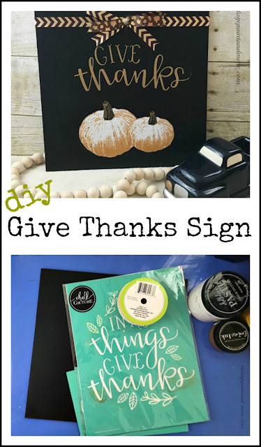 Vintage Paint and more... a chalkboard sign made using Chalk Couture reusable silkscreen transfers, chalk paste and ink