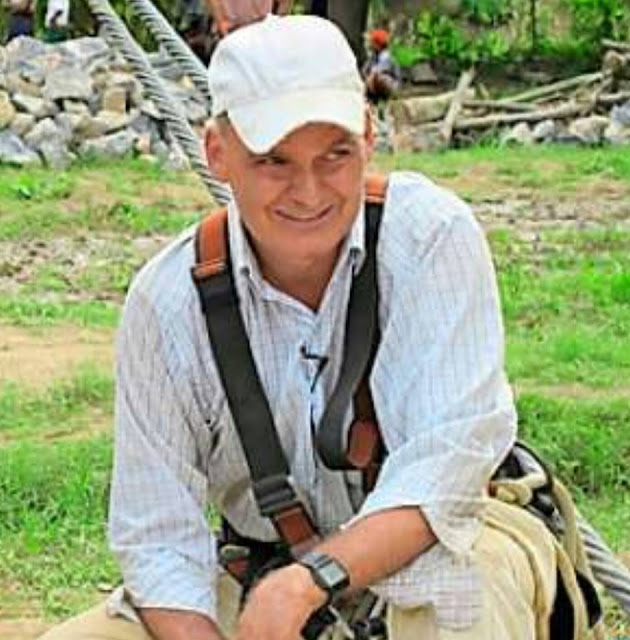 3 Tahun Bantu Buat Jembatan,  Toni, Bule dari Swiss ini Malah Didenda