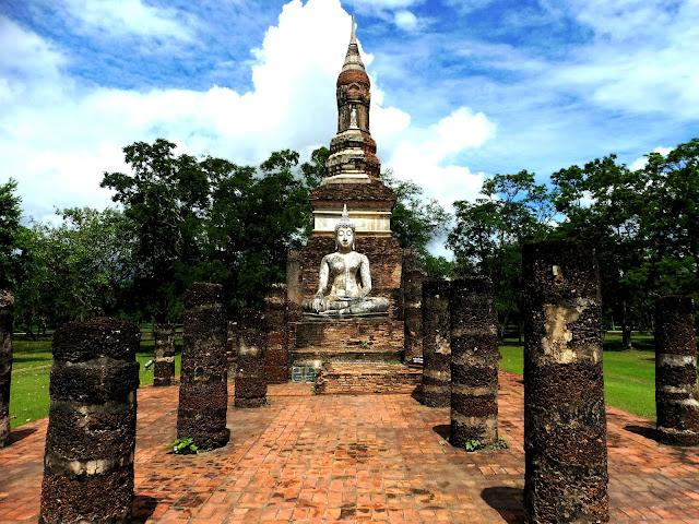ruinas sukhothai