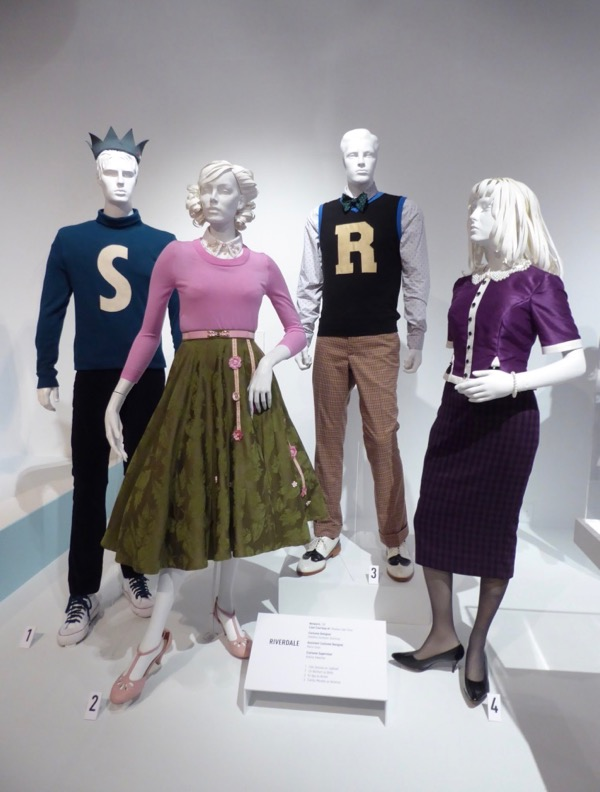Riverdale season 1 TV costumes