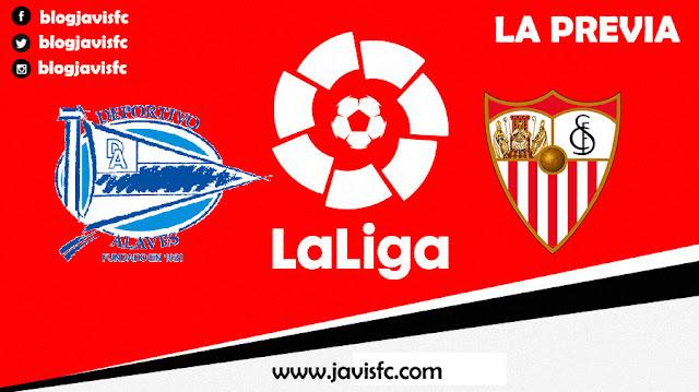 Previa Deportivo Alavés - Sevilla FC