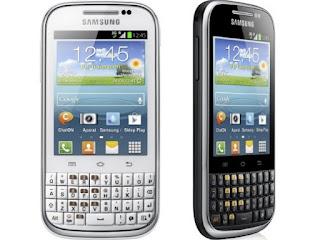 Hp Android Qwerty Dibawah 1 Juta Samsung Galaxy Chat