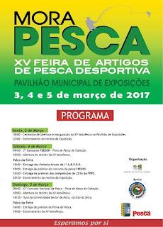 Programa Mora Pesca 2017