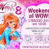 Winx Season 8 - Design Lab at WOW Spazio Fumetto! [Italy]