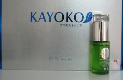 Gel Kayoko trong bộ mỹ phẩm Kayoko Nhật Bản