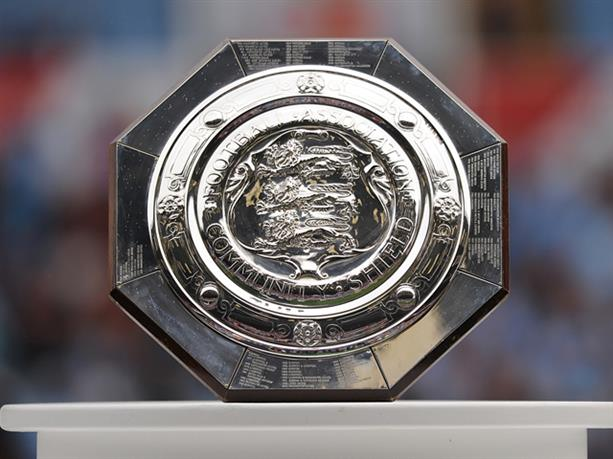 Community Shield Plate