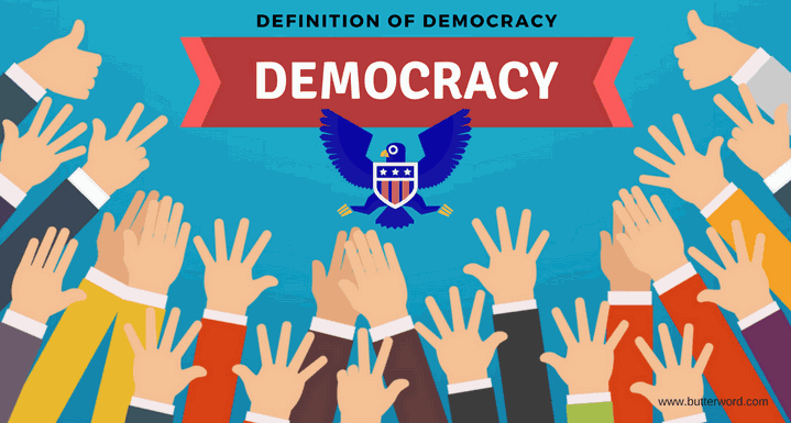 Definition of Democracy, What is Democracy, Types of Democracy, Direct democracy