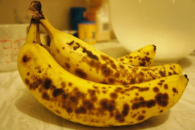 Shocking result of eating bananas with dark spots! You've got to see this!