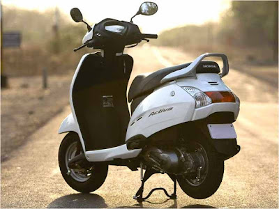 Honda Activa 3G rear wallpaper HD