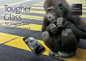 Corning Akıllı Cihazlar için Yeni Gorilla Glass 4'ü Tanıttı