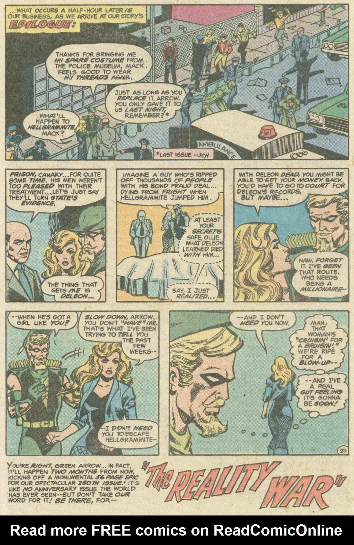 Read online World's Finest Comics comic -  Issue #249 - 41