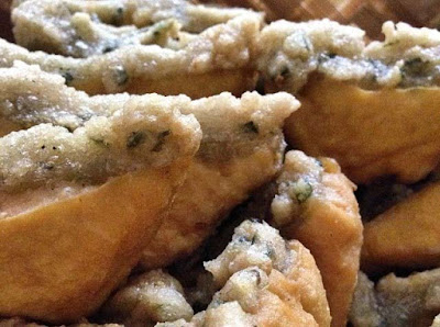 Resep Tahu Aci Renyah Krispi khas Banjaran Tegal