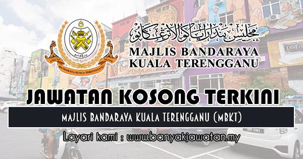 Jawatan Kosong 2018 di Majlis Bandaraya Kuala Terengganu (MBKT)