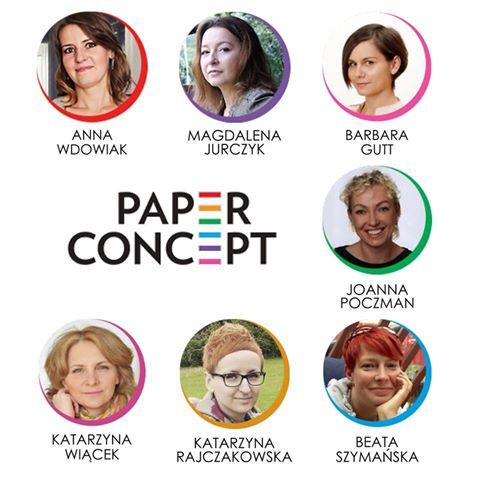 Design Team Paper Concept.