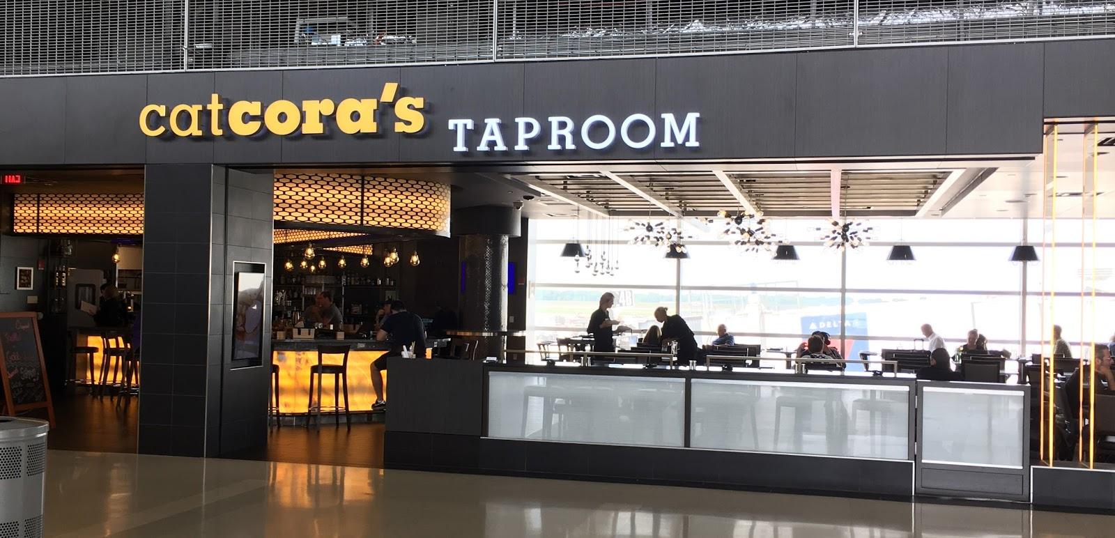 Detroit Airport Food Best
