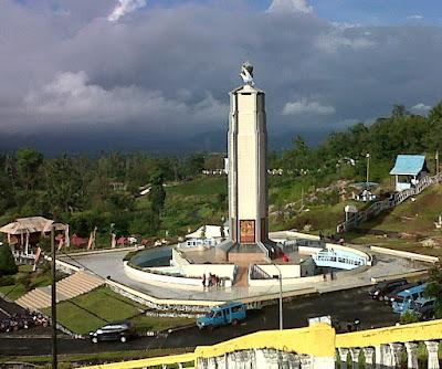 Wisata Manado - Bukit Kasih