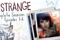 Life is Strange Episode 1-5 Complete Repack RG-Mechanic PC