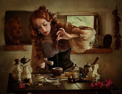 A bruxaria como meio de cura hoje