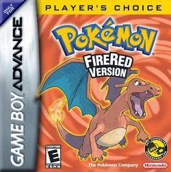 Pokemon Fire Red/Leaf Green CodeBreaker Codes