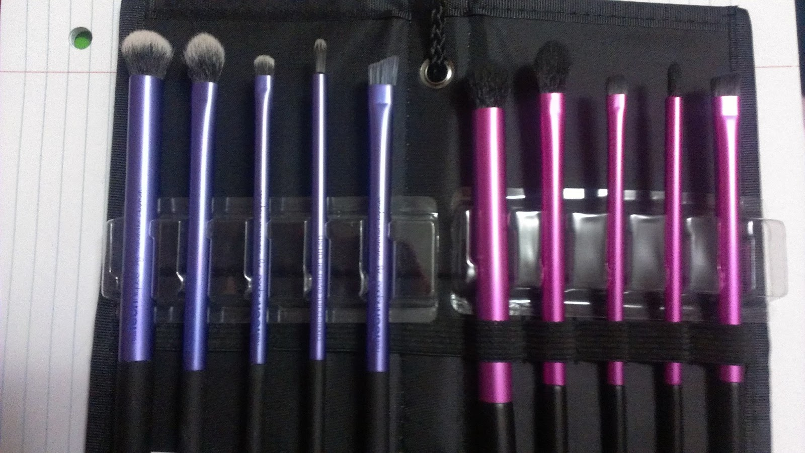 The Aditi Blog: Real Techniques Starter Set Dupe from Superstore - Review!