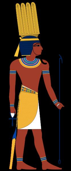 Shu, ancient Egyptian god