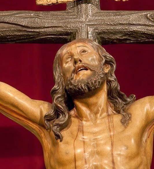 Cooperadores São Paulo As Sete Palavras De Jesus Na Cruz