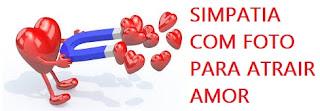 simpatia atrair amor