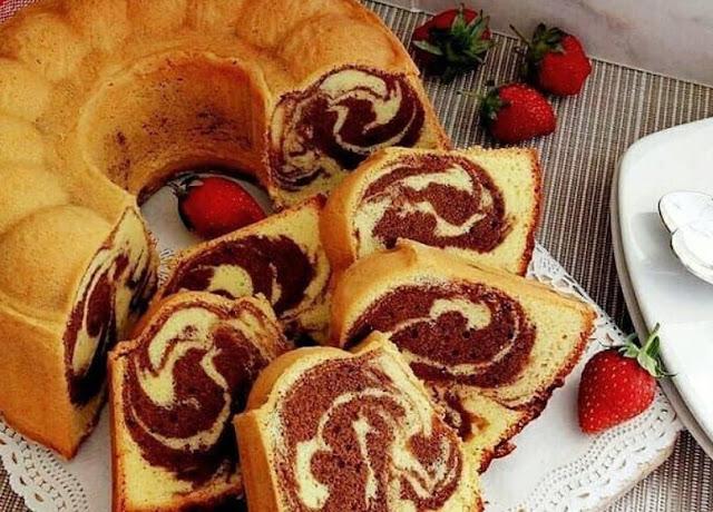 Resep bolu: cara membuat kue bolu dan cake