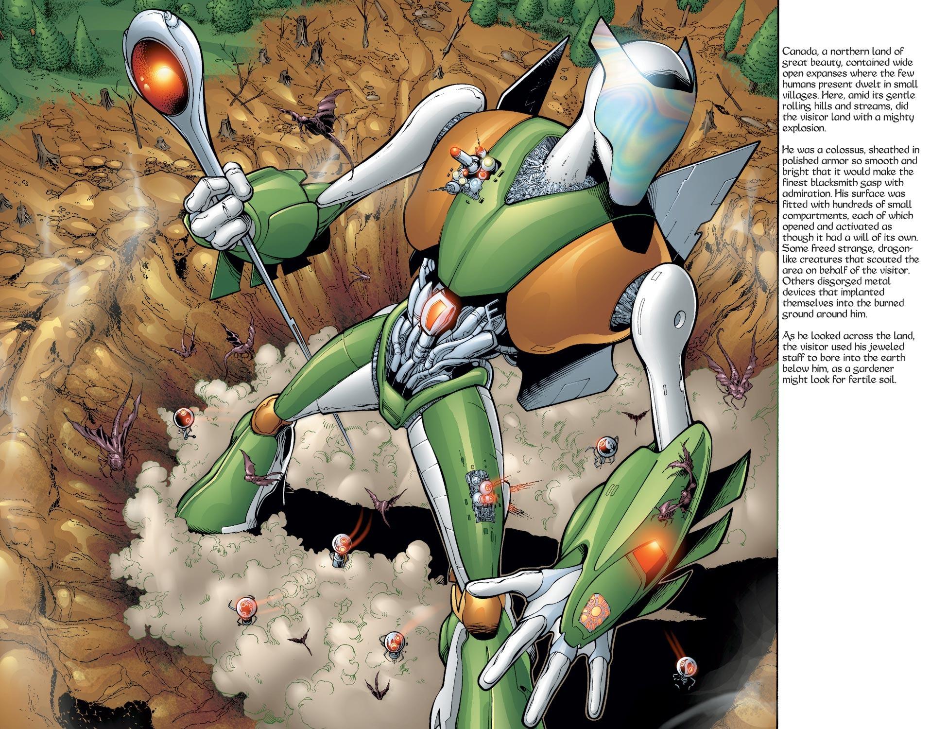 Thor (1998) Issue #57 #58 - English 5