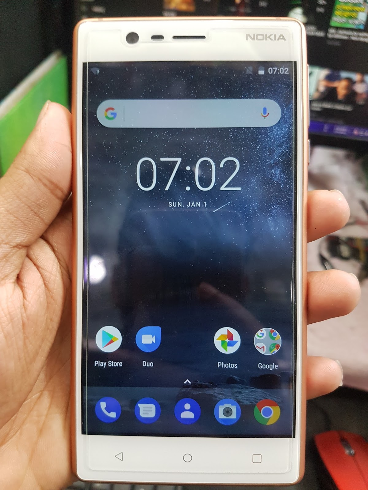 GSM RAJU BD: NOKIA 3 TA-1032 MT6737M ONLY VIBRATE DEAD BOOT RECOVERY