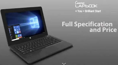 Top budget Laptop Micromax Canvas Lapbook, Windows 10 Notebook Features, Specs and Price