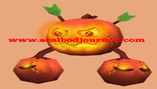Halloween Seal Online BoD