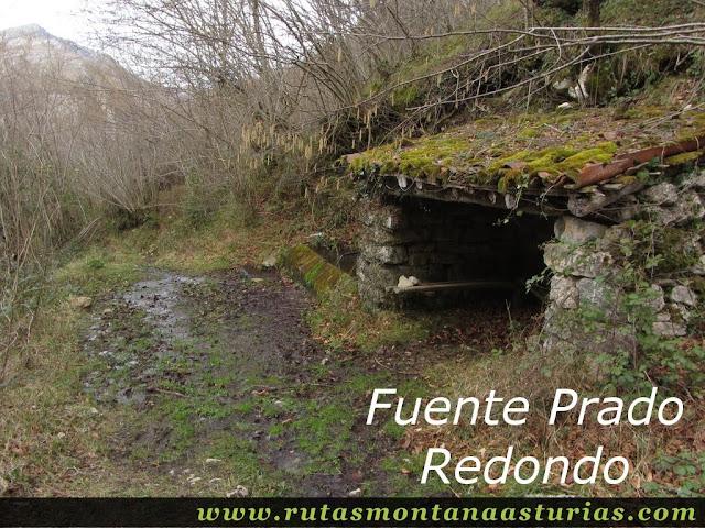 Fuente Prado Redondo