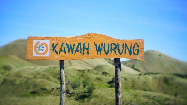 Padang Savana Kawah Wurung Bondowoso