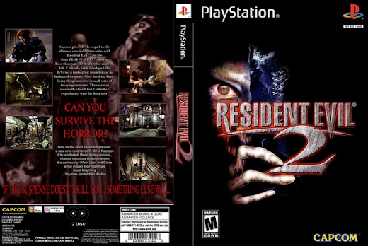 Download Game Resident Evil 2 PS1 ISO/CSO