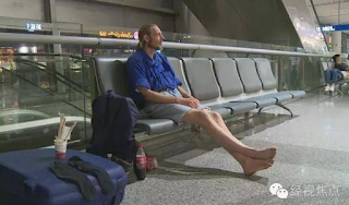 Man Is Hospitalized After Waiting 10 Days At Airport To Meet Online Girlfriend