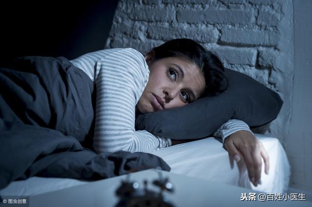 按摩這8個穴位調理你的睡眠,不再受失眠的痛苦所困擾(睡不著)