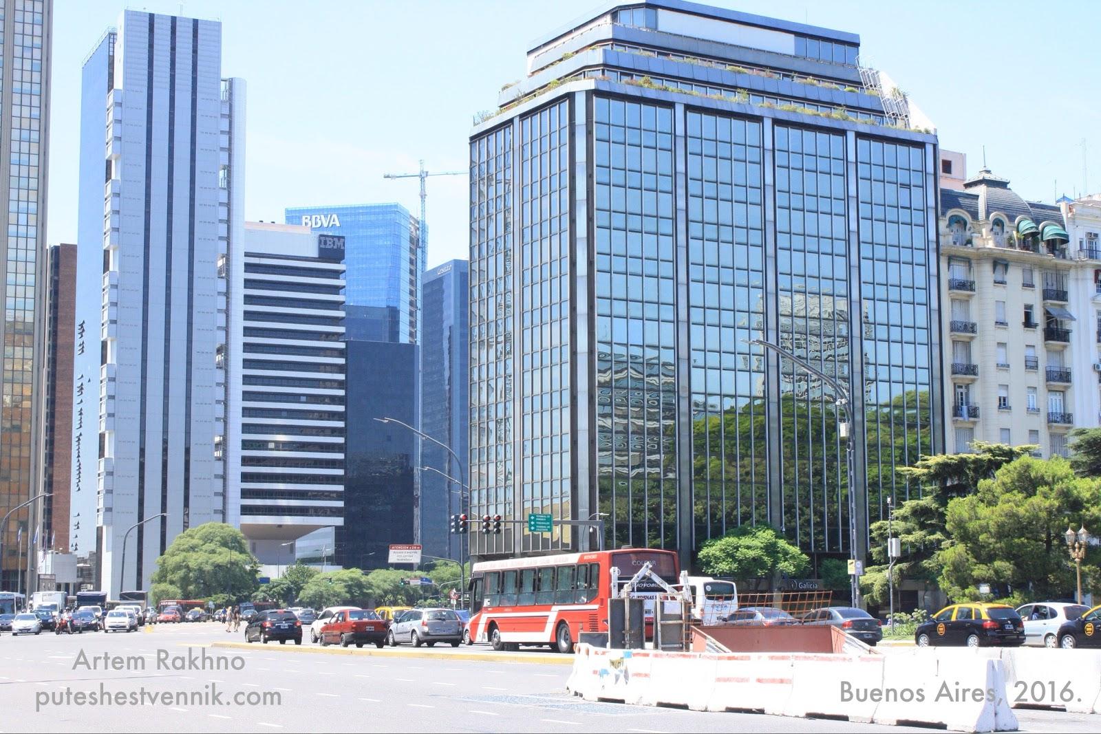 Город Буэнос-Айрес
