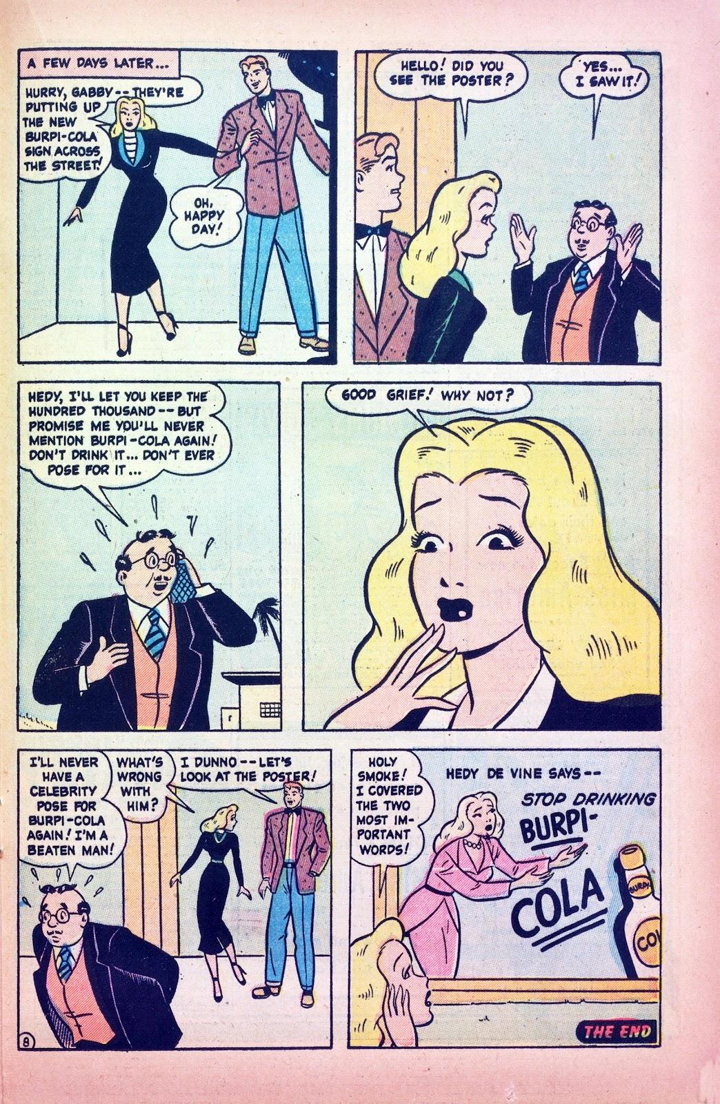 Read online Joker Comics comic -  Issue #40 - 25
