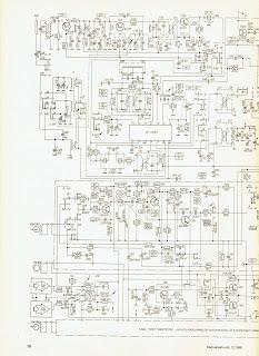 Schemat elektryczny RMS 303