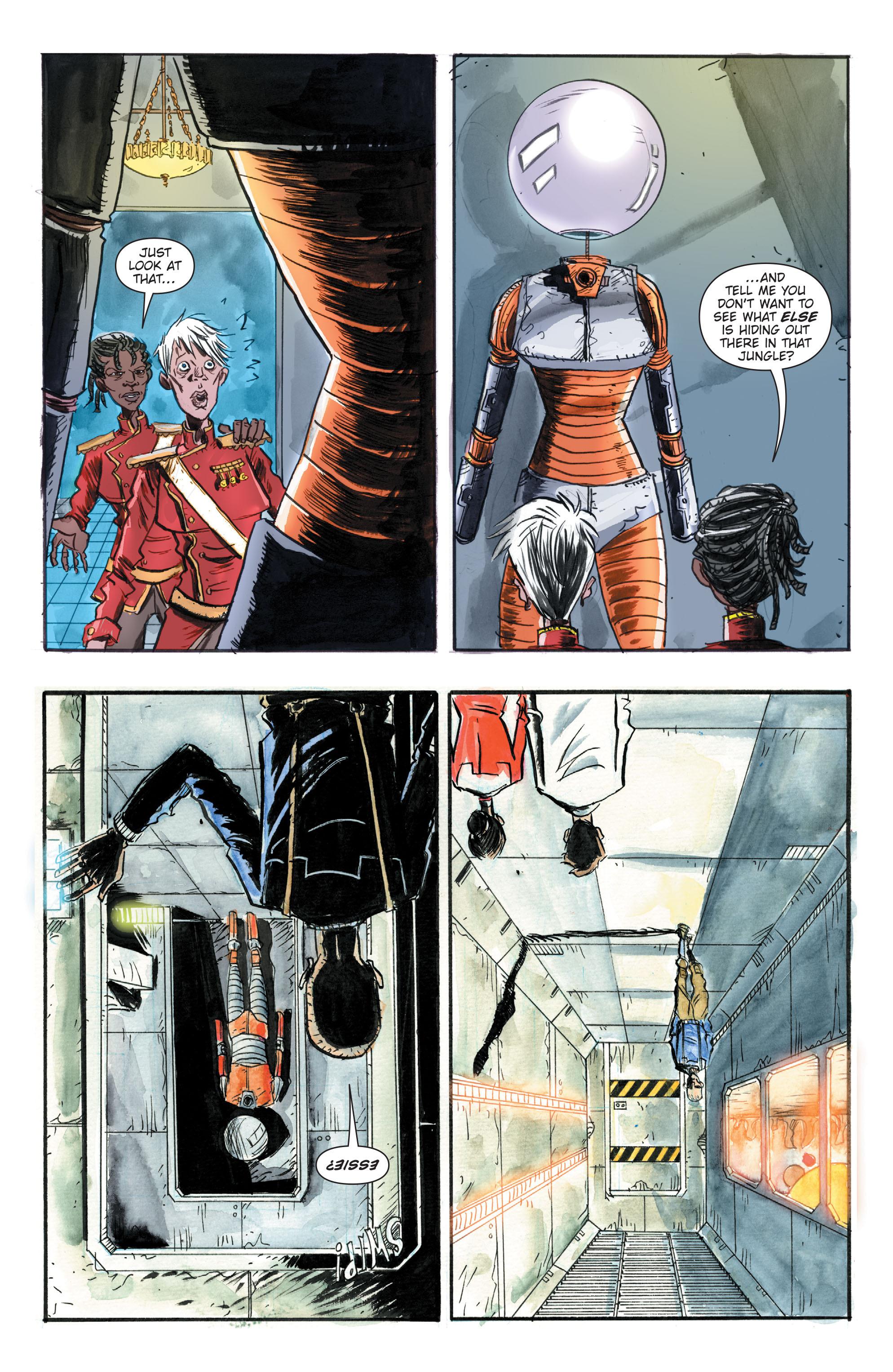 Read online Trillium comic -  Issue # TPB - 111