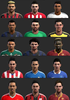 Biggest Facepack Pes 2013 by SG8