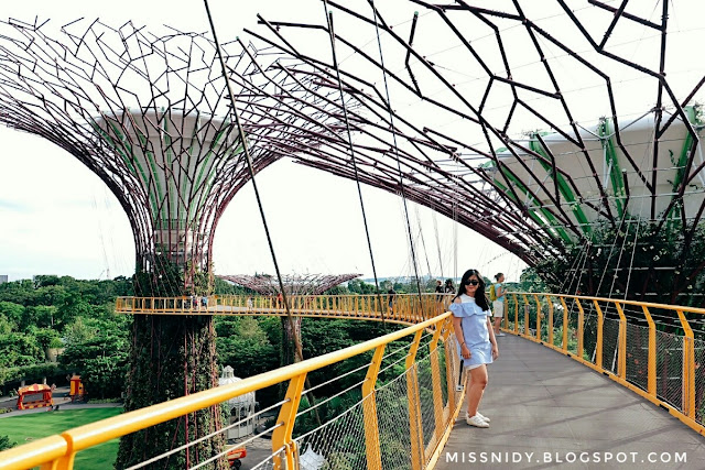 ocbc skyway garden by the bay