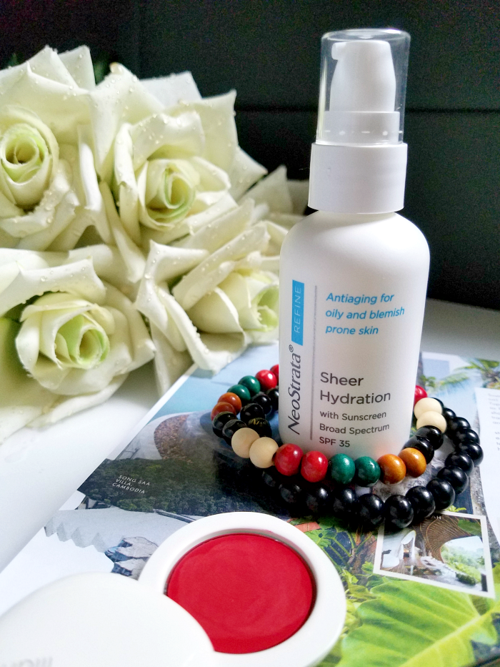 NeoStrata - Sheer Hydration SPF 35 Moisturizer Review 1