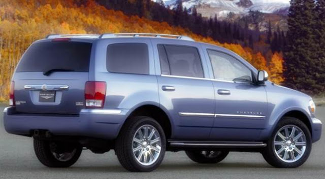 2018 Chrysler Aspen Redesign, Release Date, Price