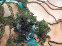 Weekacura waterfall Sumba Barat