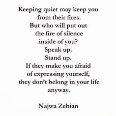 Najwa Zebian Quotes Good Hearts