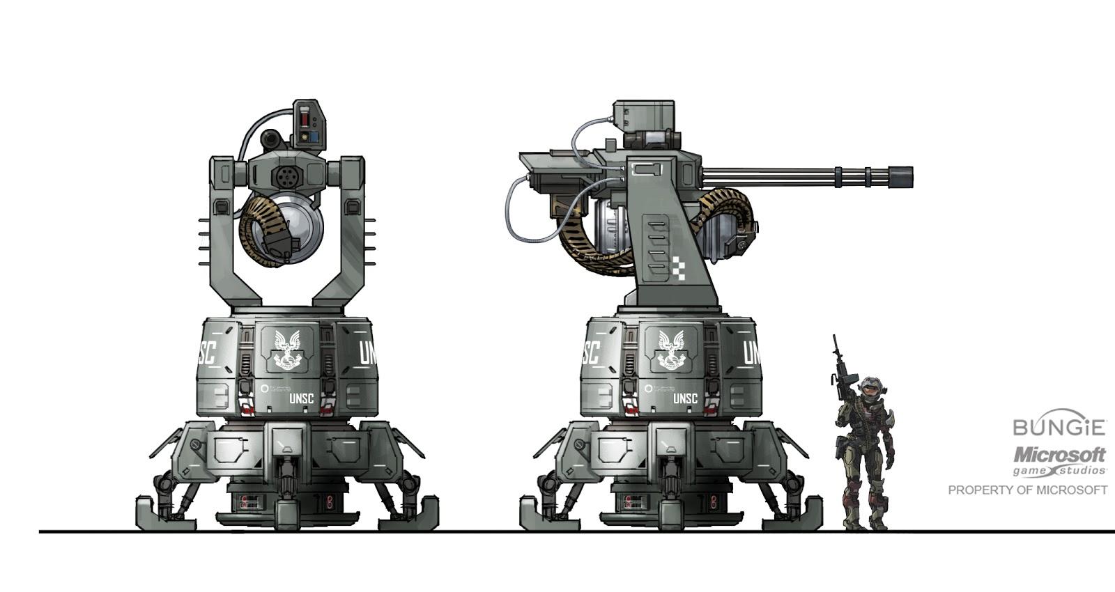 Isaac Hannaford Space Ship Guru Big Guns